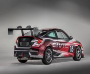 race, sema, concept, racing, 2016, civic, 1, coupe, honda