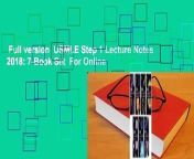 https://foryou.plasabrick.top/?book=150622122X Always study with the most up-to-date prep! Look for USMLE Step 1 Lecture Notes 2019: 7-Book Set, ISBN 9781506236223, on sale December 4, 2018.Publisher's Note: Products purchased from third-party sellers are not guaranteed by the publisher for quality, authenticity, or access to any online entities included with the product.